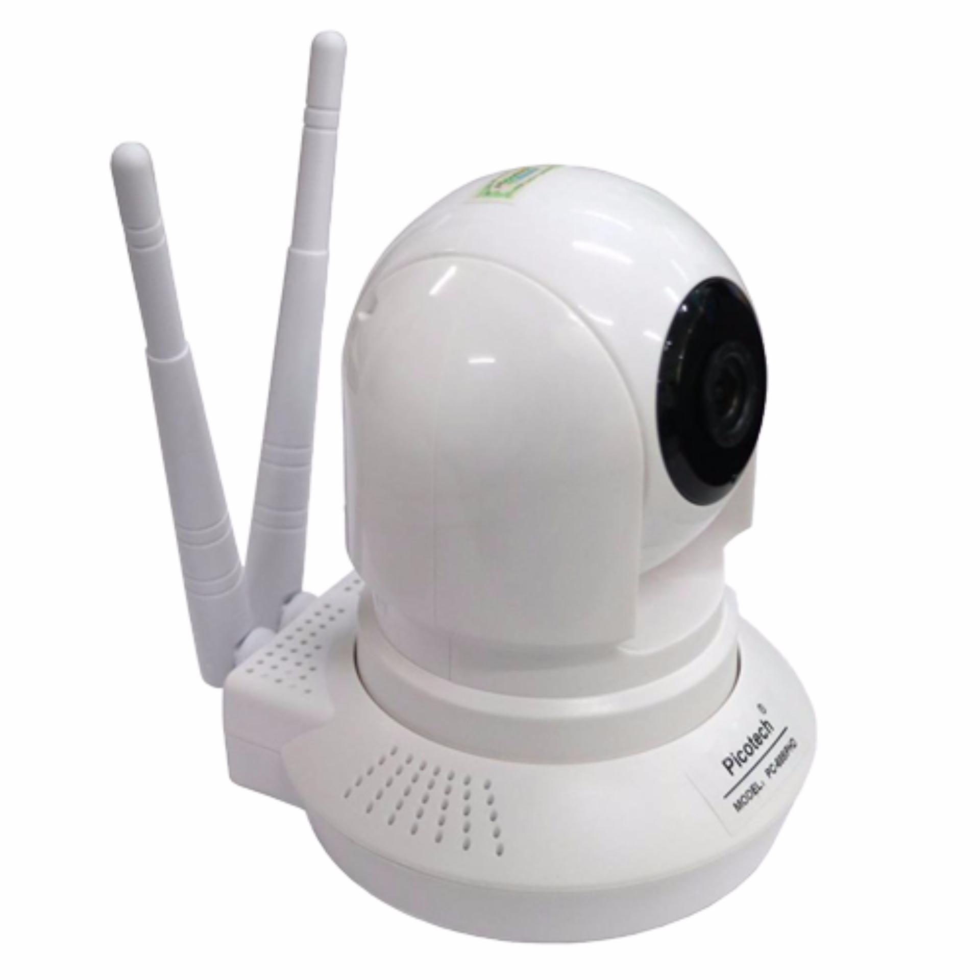 Camera quan sát IP 1.0MP 2 Anten PC-688IPHD (tặng thẻ nhớ 16Gb)