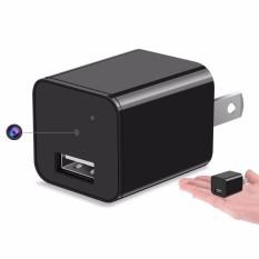 Camera Siêu Nhỏ Hình Cốc Sạc Kèm Bộ Nhớ Trong 8GB