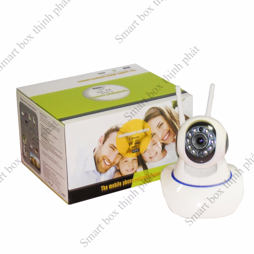 Giá Khuyến Mại Camera wifi ip xoay 360 độ yoosee X8100 hd all new