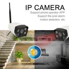 Camera Wifi Yoosee Hồng Ngoại W100L Quan Sát Ngoài Trời 1 Anten (Chưa bao gồm Nguồn)