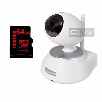 Camera Yoosee YS1600 + thẻ nhớ 64GB