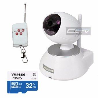 Camera Yoosee YS1600 + thẻ nhớ Yoosee 32GB + nút điều khiển xa