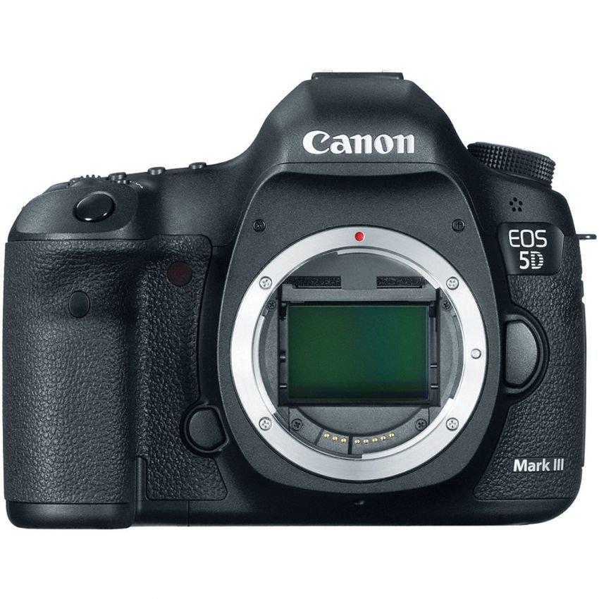 Canon EOS 5D Mark III Body 22.3MP (Đen) - Hàng nhập khẩu