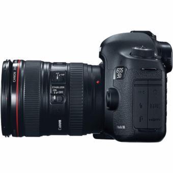 Canon EOS 5D Mark III + Kit 24-105 F4 L IS (LBM)- Hãng Phân phốichính thức(Đen)