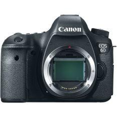 Canon EOS 6D 20.2MP Body– Hãng phân phối chính thức