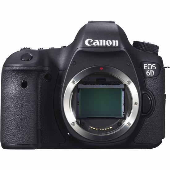 Canon EOS 6D Body Wifi ( Hàng chính hãng )