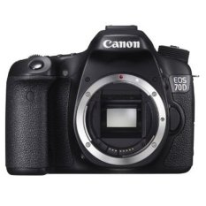 Canon EOS 70D 20.2MP Body WiFi (Đen)