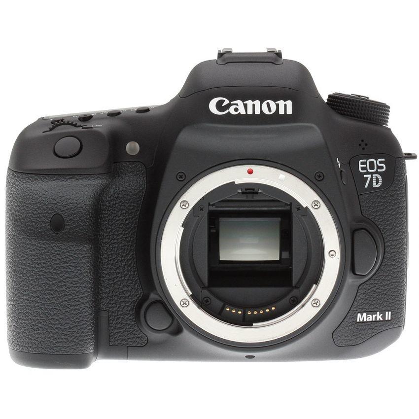 Canon EOS 7D Mark II Body 20.2MP (Đen) - Hàng nhập khẩu