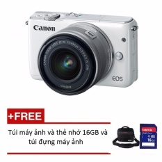 Canon EOS M10 18MP Kit EF-M 15-45mm