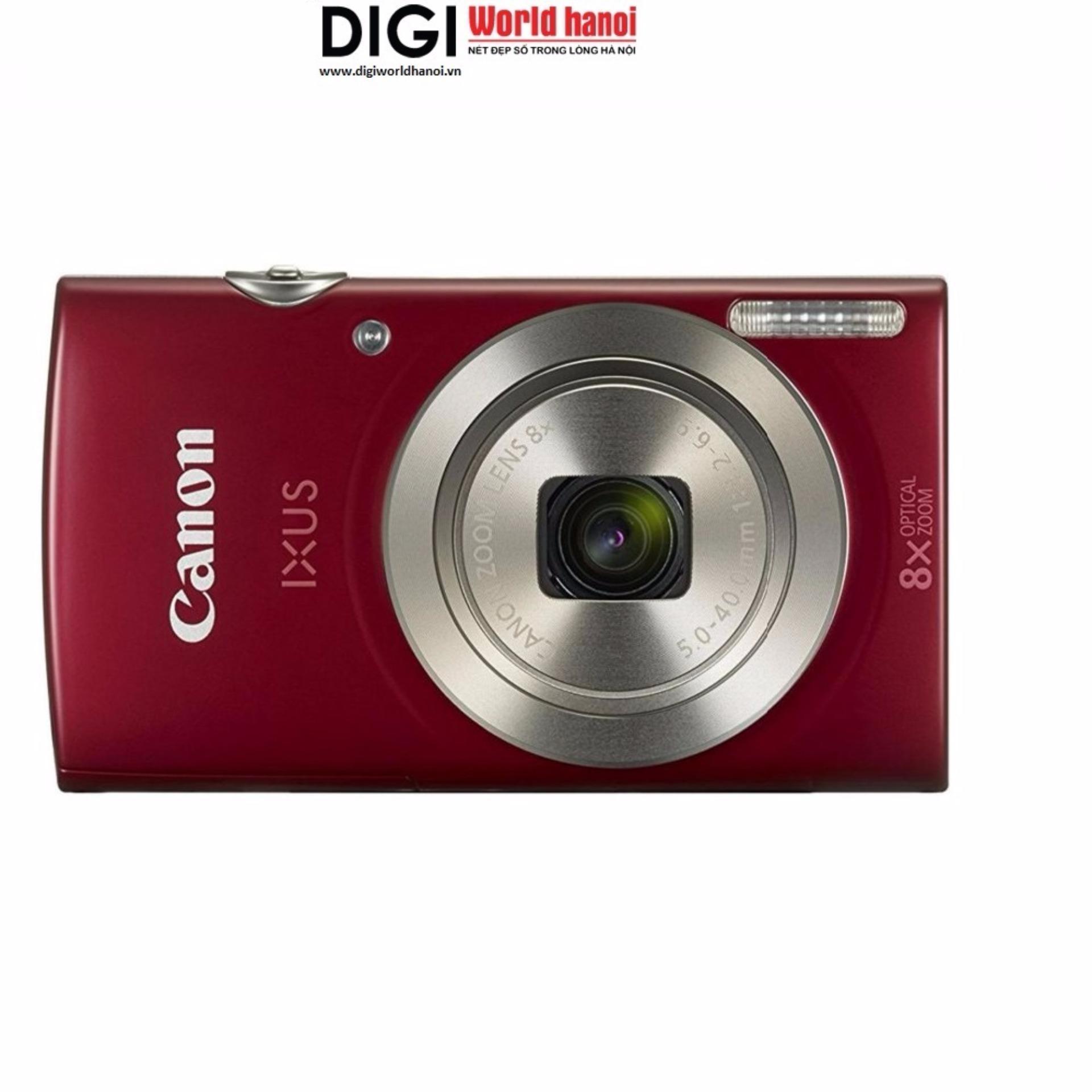 So sánh giá Canon IXUS 185 / màu đỏ (Chính hãng) Tại Digiworld HN
