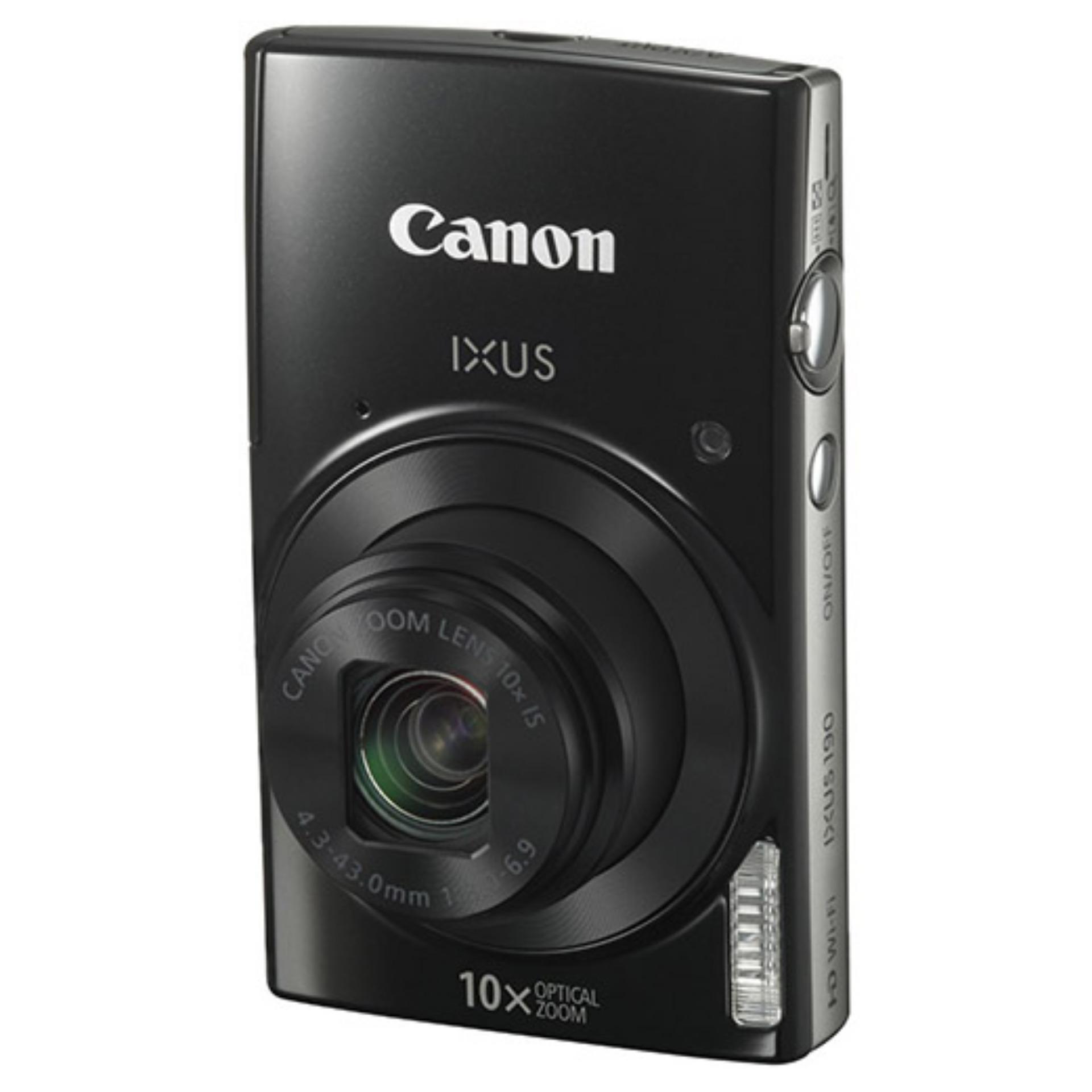 Mua Canon IXUS 190 is ( đen ) Tại Cong ty Fan Hien