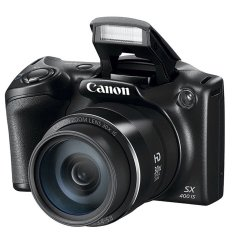 Giảm Giá Canon Powershot SX 400 IS 16MP & Zoom quang 30x (Đen)  Lazada