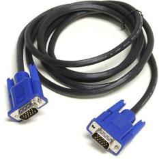 Cáp VGA 1,5m dùng cho máy tính (xanh)