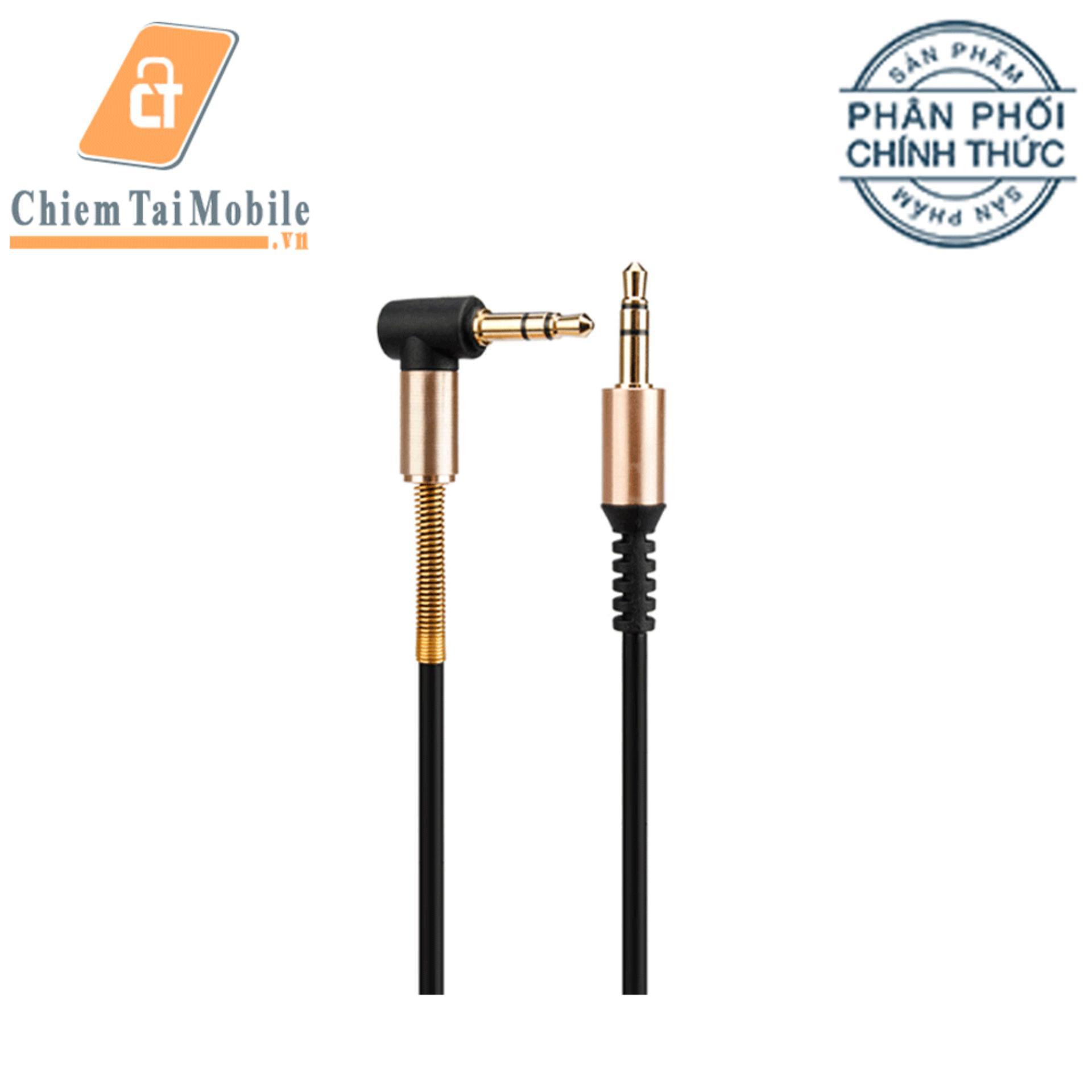 Cáp Audio Jack 3.5 Hoco UPA02 2 đầu micro 3.5 (1 mét)