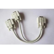 Cáp chia VGA 1 cổng ra 2 cổng