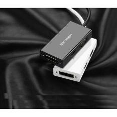 Cáp chuyển Displayport to VGA + HDMI + DVI cao cấp UGREEN 20419