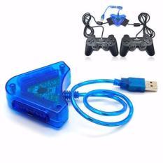 Cáp chuyển đổi cho tay cầm máy PS2 sang USB dùng trên máy tính