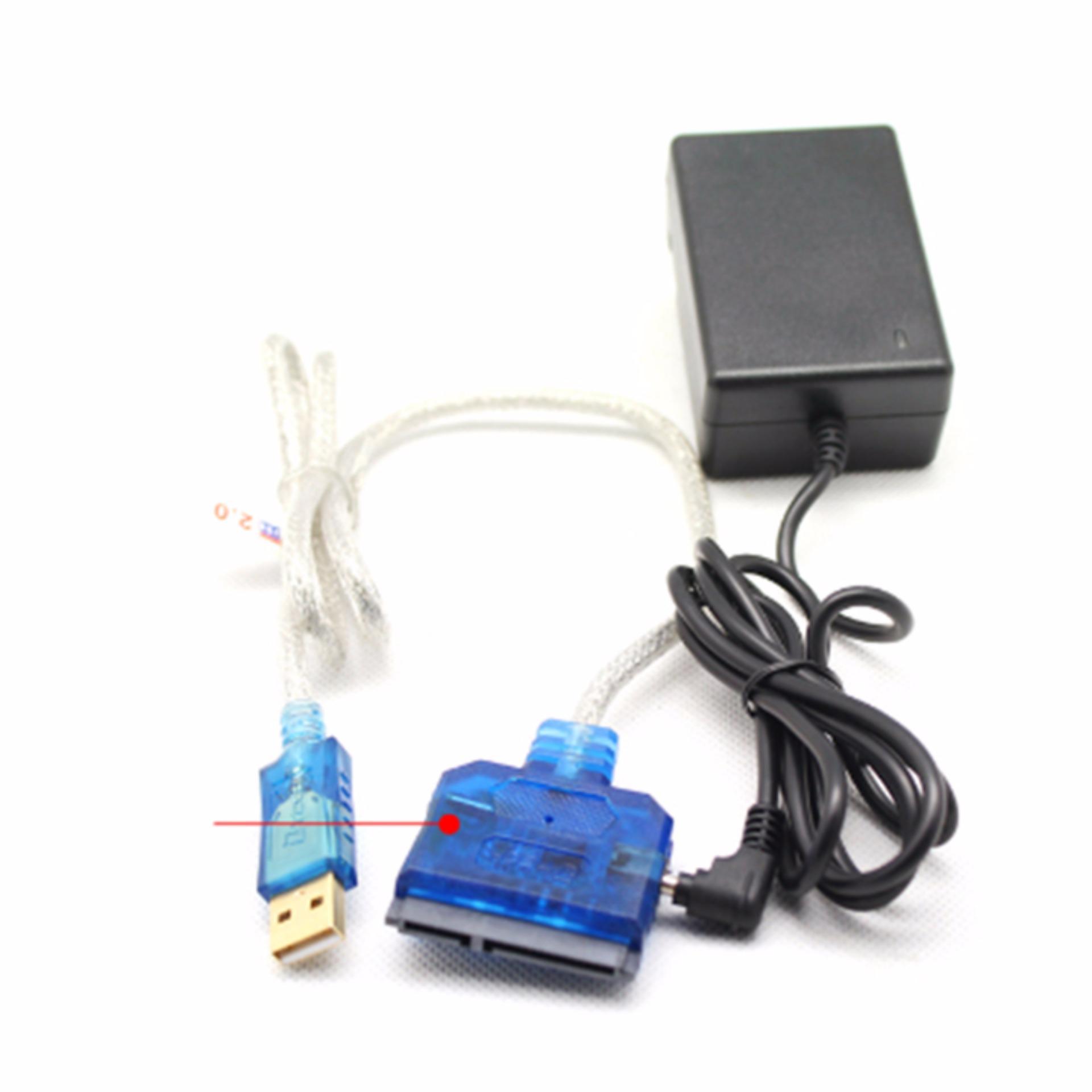 Giá Sốc Cáp chuyển đổi USB 2.0 sang sata ( kết nối HDD qua cổng USB)