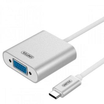 Cáp chuyển đổi USB 3.1 Type-C sang VGA Unitek Y-6308