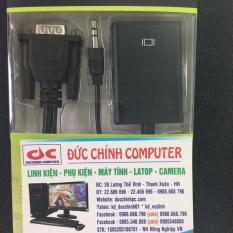 Cáp chuyển đổi VGA to HDMI