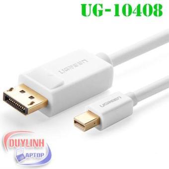 Giá Niêm Yết Cáp chuyển Mini Displayport to Displayport dài 2m Ugreen UG-10408 chính hãng
