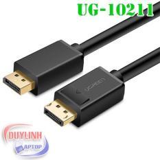 Giá Niêm Yết Cáp Displayport dài 2M Ugreen 10211