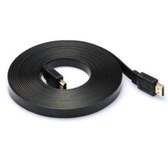Cáp HDMI to HDMI dẹt 3m (Đen)