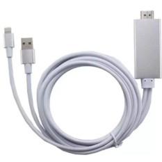 Cáp Lightning to HDMI cho iPhone 5/5S iPhone 6/6S/6Plus iPad Mini Mini 2 iPad Air dài 2m
