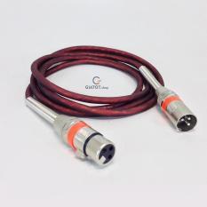 Cáp kết nối Micro thu âm XLR 2m cao cấp