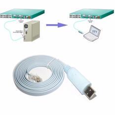 Cáp lập trình Console USB to RJ45