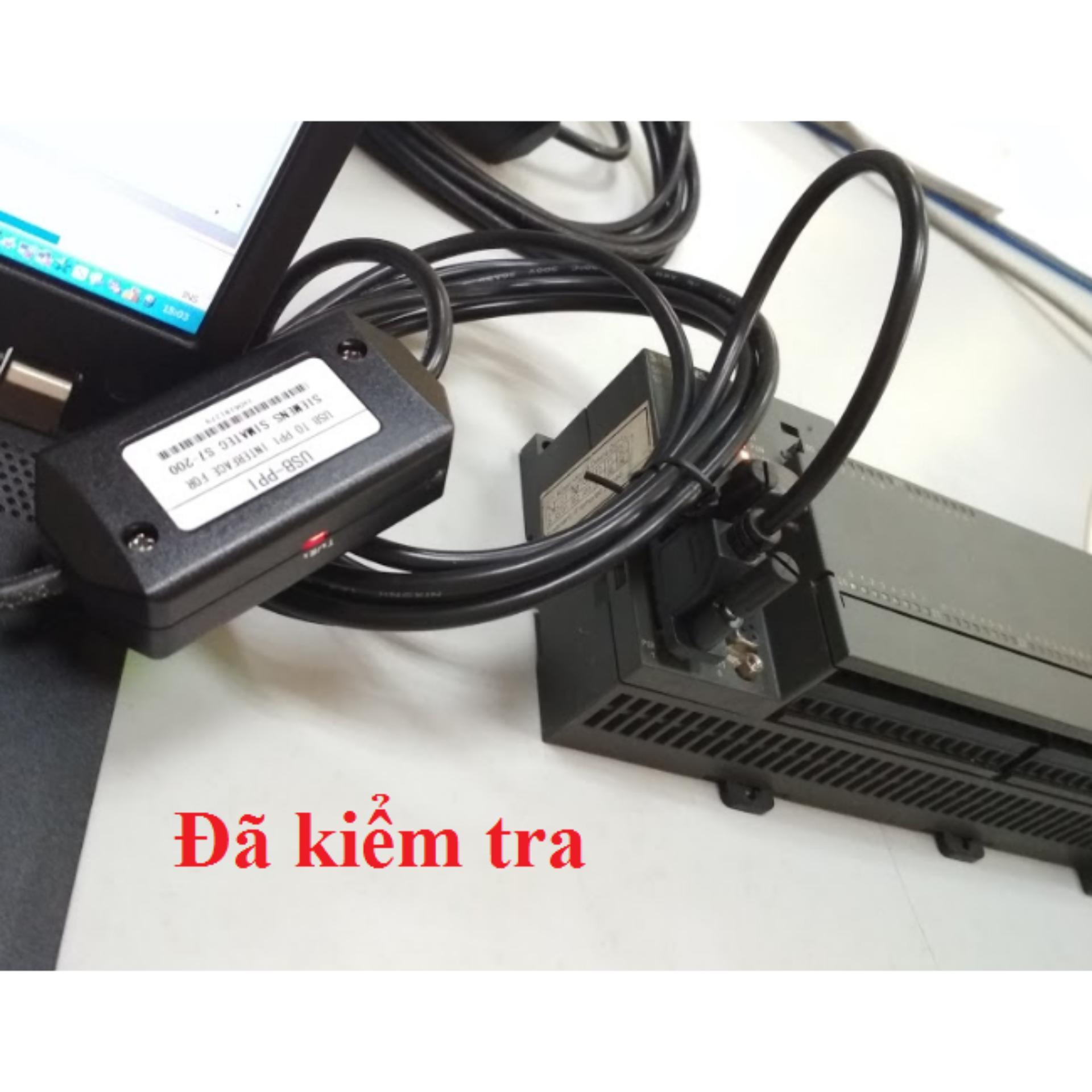 CÁP LẬP TRÌNH S7 200 USB-PPI