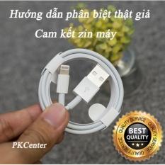 Cáp Lightning zin máy iPhone 6s Plus, iPhone 6s, iPhone 6, iPhone 6 Plus Apple – PKCenter cam kết zin máy