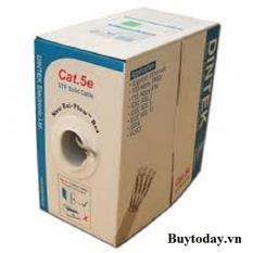 CÁP MẠNG Dintek CAT.5E UTP (100m/thùng)
