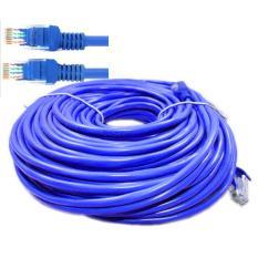 Cáp mạng internet/mạng LAN Cat 5E 50m, 2 đầu bấm sẵn