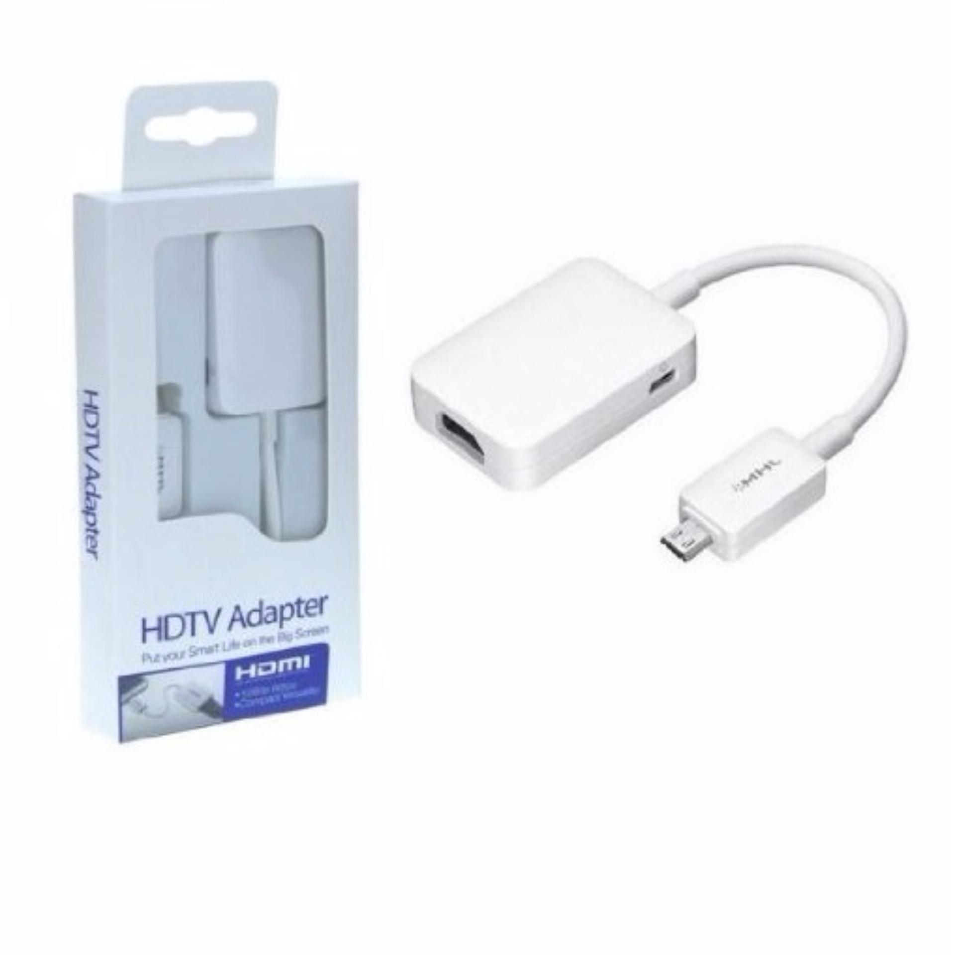 Cáp MHL 11pin Micro USB to HDMI giá rẻ