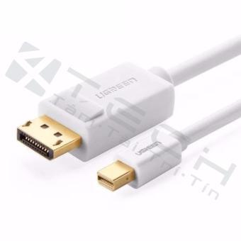 Ở đâu bán Cáp Mini DisplayPort đực sang Displayport đực dài 2M UGREEN MD105 10408 (trắng)