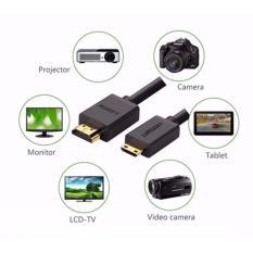 Cáp Mini HDMI to HDMI 1M cao cấp Ugreen 10195