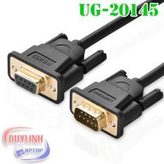 Cáp nối dài RS232 1,5m Com to Com Ugreen 20145