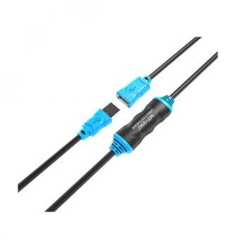 Cáp nối dài USB 2.0 15m Có IC khuếch đại tín hiệu MT-UD15 VIKI