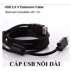 Cáp USB Nối dài 5M JSJ chống nhiễu tốt