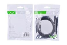 Cáp nối USB 1 đầu đực, 1 đầu cái,3.0 hợp kim sáng Ugreen 1M