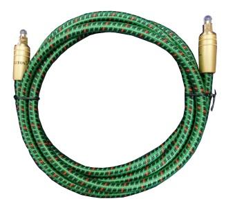 Cáp quang âm thanh Lipton Optical 1,5m (Xanh)