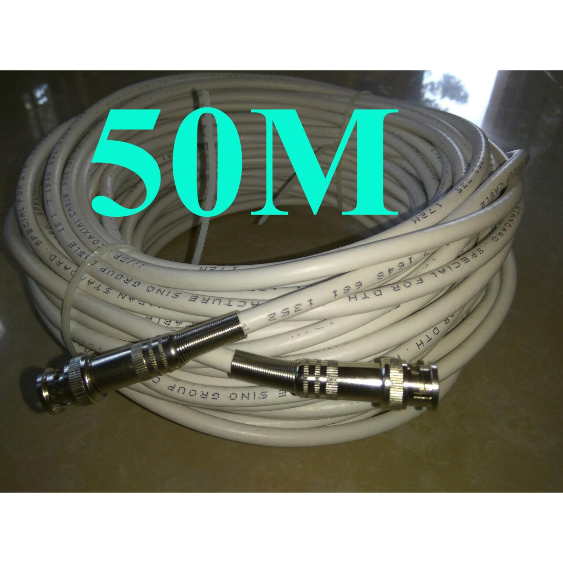 Đánh Giá Cáp tín hiệu camera chuyên dụng 50m