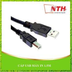 CÁP USB MÁY IN 1.5M