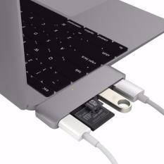 Cáp USB Type-C 5-in-1 Hub HyperDrive