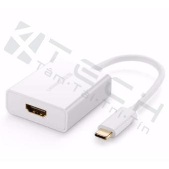 Vì sao mua Cáp USB Type-C to HDMI cao cấp Ugreen 40273 hỗ trợ 4K*2K, 3D