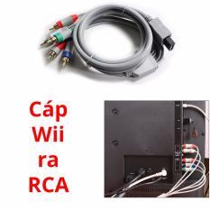 Cáp Wii ra ngõ RCA, AV 5 cổng âm thanh, video HD