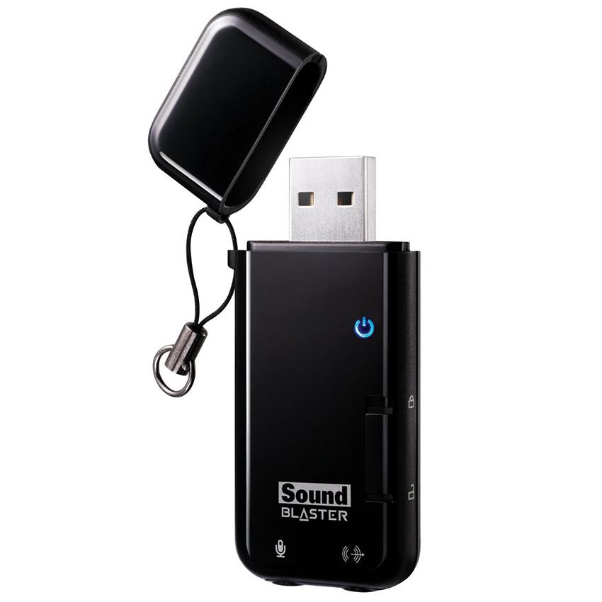 Giá Sốc Card âm thanh Creative Sound Blaster X-FI GO! PRO