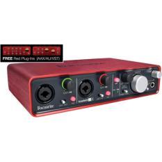 Card âm thanh Focusrite Scarlett 2i4 – USB Audio Interface