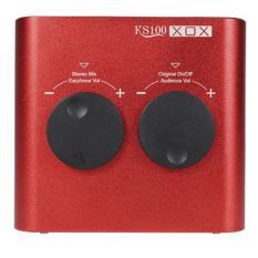 Card âm thanh USB cho laptop XOX KS100 [Hãng phân phối chính thức]